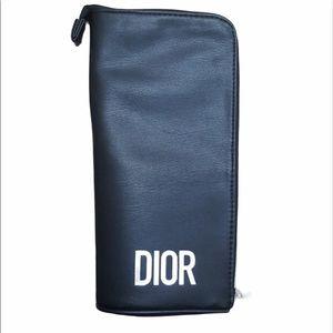 NWOT Dior Makeup Bag | Brush Bag Cosmetics Case